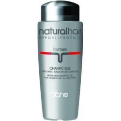 Tahe Natural Hair For Men Line Shampoo-Gel 250 ml