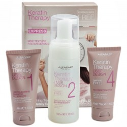 Alfaparf Lisse Design Keratin Therapy Small Kit