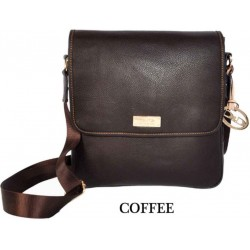 DIDA NY Style 95658 Men's Messenger Coffee