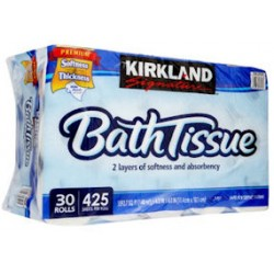 Kirkland Signature BathTissue 30 Rolls