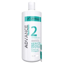 Unnique Advance Keratin Treatment 16 oz. (Step 2)