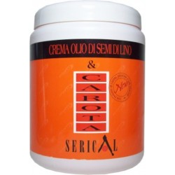 Alter Ego Semi Di Lino Carrot and Linseeds Oil Cream 1000 ml / 33.8 oz (For Greasy Hair)