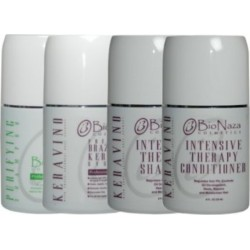 Bio Naza KeraVino Group 8 oz (1)Purifying 1)Keravino Keratin 1)Shampoo 1)Conditioner