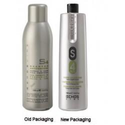 Echosline S4 Anti-Dandruff and Sebo Shampoo 33.8 oz./1000 ml.