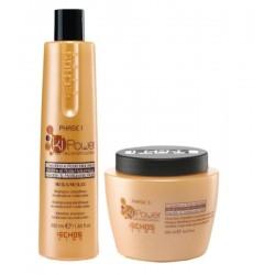 Echosline Ki-Power Keratinic Duo Kit 1)Shampoo 350ml & 1)Mask 500ml.