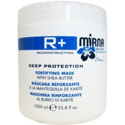 Mirna R+ Deep Protection Mask With Shea Butter 1000 ml./ 33.8 oz.