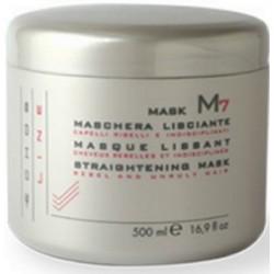 Echosline M7 Straightening Mask 500ml/16.9oz (Rebel and Unruly Hair)