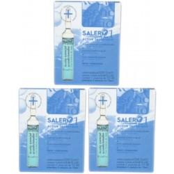 Salerm Essential Conditioning Oil With Silk Protein Phials (0.44 Fl. Oz. x 12))