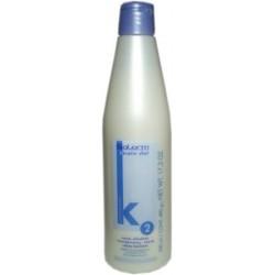 Salerm Keratin Shot Straightening Cream 17.3 Oz. K2 (Natural Keratin)