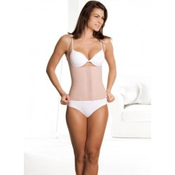 Squeem Shapewear Classic Collection Cotton and Rubber Miracle Vest