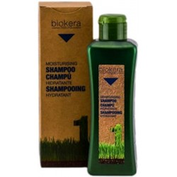 Salerm Biokera Moisturising Shampoo 300 ML/ 10.8 Oz