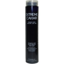 Miriamquevedo Extreme Caviar Shampoo For White and /or Grey Hair250 ml.